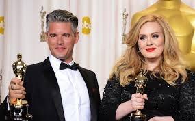 Paul Epworth and Adele winning the Oscars