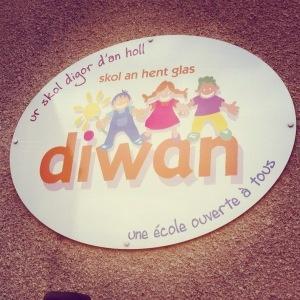 L'école Diwan de la Meziere