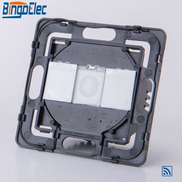 19.00$  Buy here - http://aliyhq.shopchina.info/go.php?t=32391173115 -  EU/UK 2gang 1way remote control light switch function part   #magazineonlinewebsite