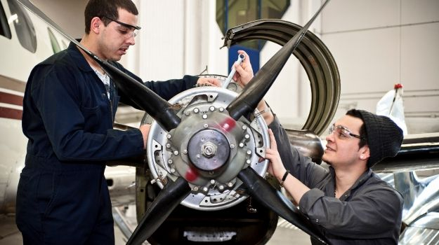 In partnership with Bombardier Aerospace, Centennial College will be running a training program for Structural (Aircraft) Assembly in October 2014.