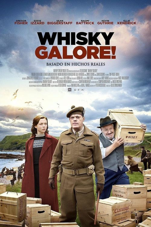 Watch Whisky Galore 2016 Full Movie Online Free