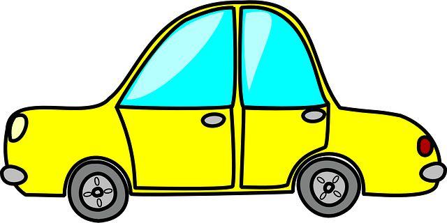 Бесплатное изображение на Pixabay - Автомобиль, Такси Такси, Кабина