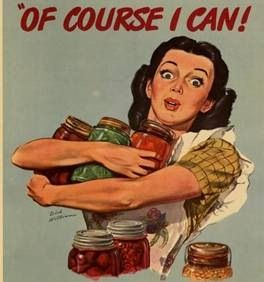 Canning: Course, Fun Recipes, Vintage Poster, Canning Food, Food Storage, Canning Preserving, Simple Guide, Garden