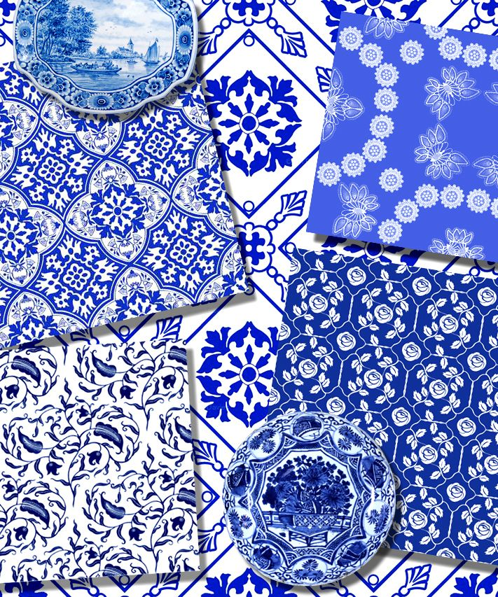 distinctive blue and white | ... the blues good now add some white and you ve got the makings for the
