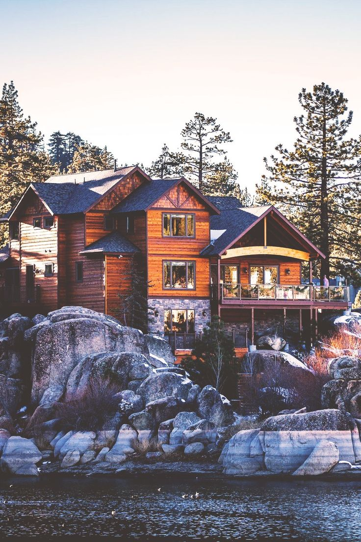 229 Best Lake House Dream House Images On Pinterest