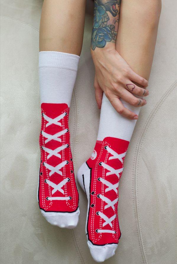 Legal Socks Converse