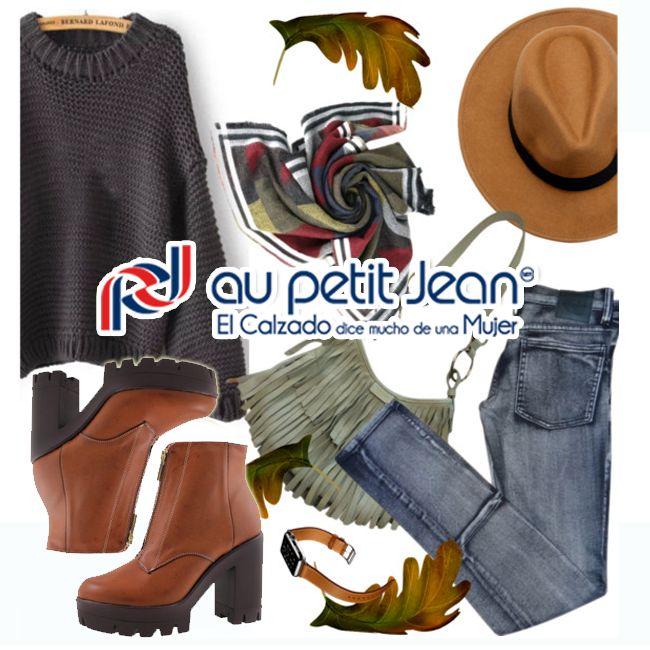 Para un domingo cálido y cómodo con tus #AuPetitJean