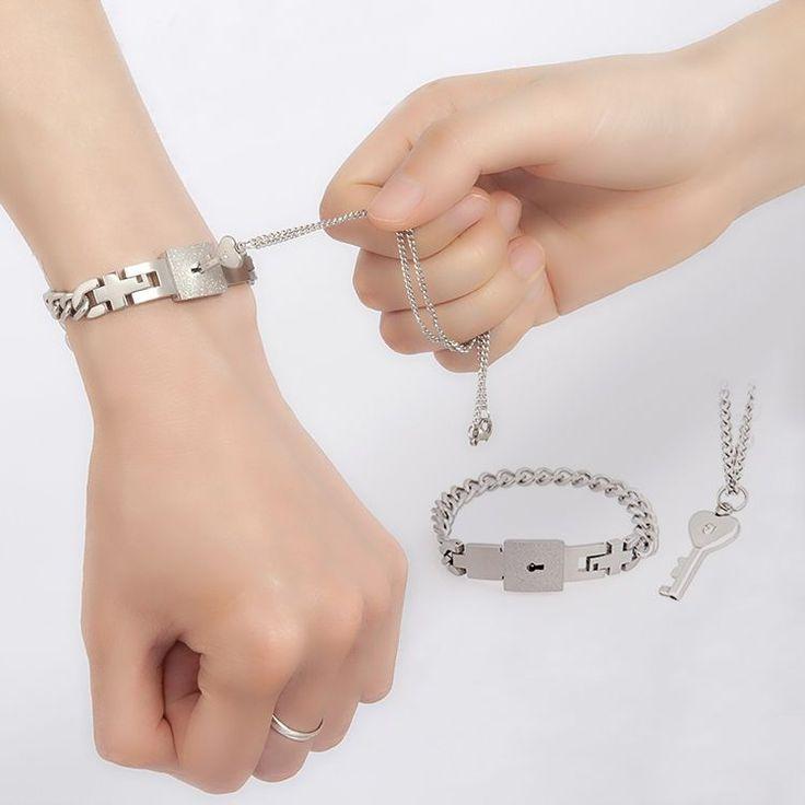 Cute Couple Pendant Necklace