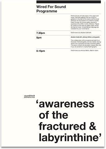 Experimenta · design & typography