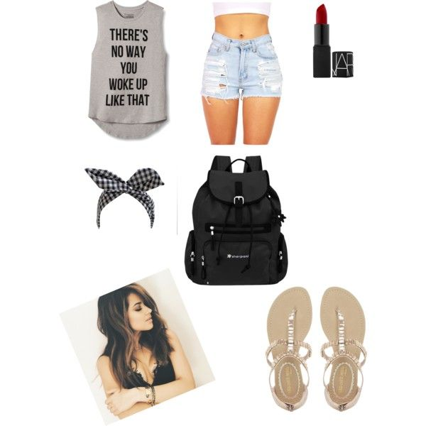 Untitled #2 by charl1e231 on Polyvore featuring polyvore, fashion, style, INC International Concepts, NYLO and Sherpani