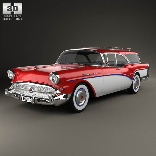 Buick Century Station Wagon For Sale: 49 Best Buick 3D Models Images On Pinterest