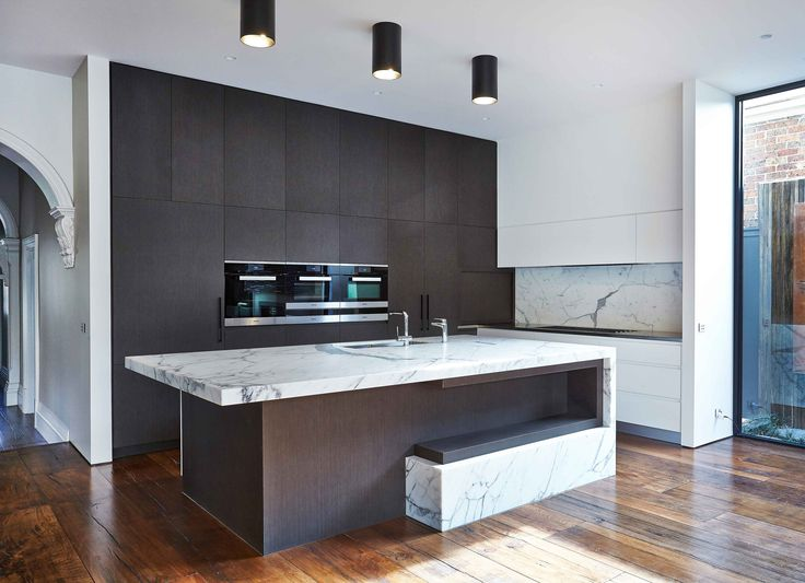 Navlam Arcadian Oak South Yarra Residence Design