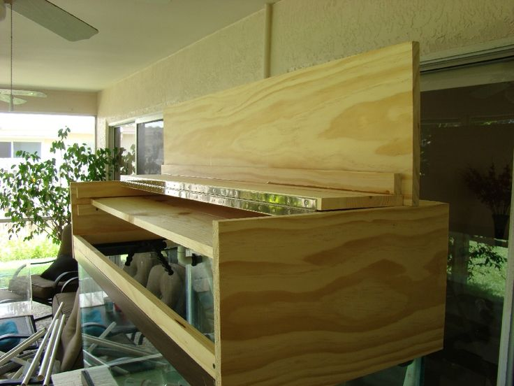 My DIY Canopy Page. Build log of a do it yourself aquarium canopy to fit & 67 best Turtle tank ideas images on Pinterest | Fish aquariums ...