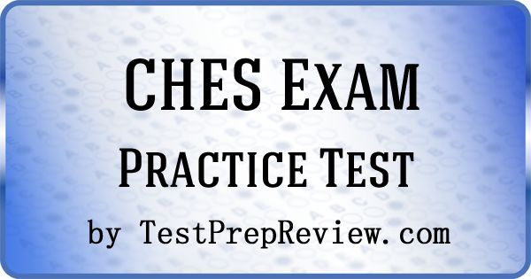 The Certified Health Education Specialist examination (commonly known as the CHES exam) was developed by the National Commission for Health Education Credentialing. This test is appropriate for people who aspire to become health educators or advocates. #ches