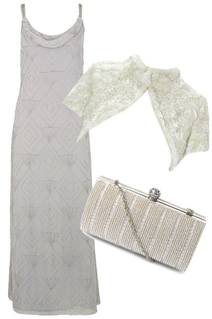 Elegant, especially the capelet: Wedding Guest Outfits, Ideas Wedding, Outfits Shops, Fashion Ideas