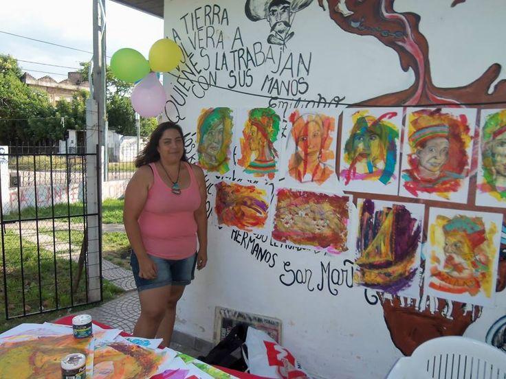 Grand Bourg #Evento #Pintura #Arte #Cultura #Fotografía