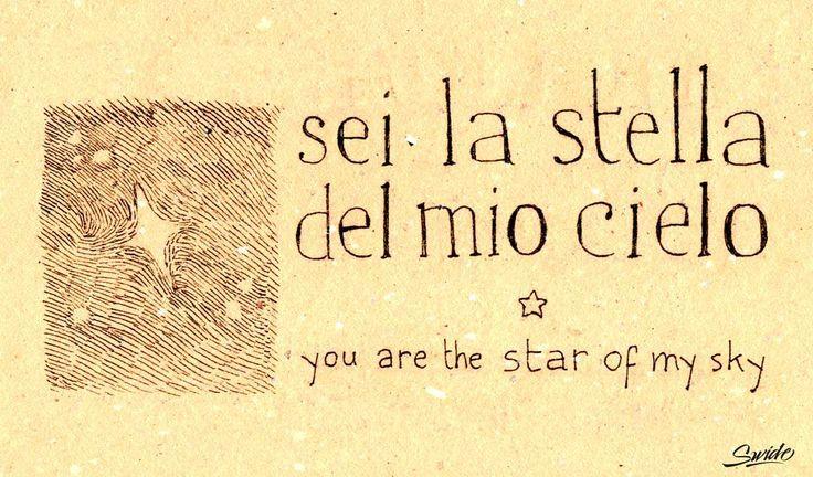 Language of love Italian style!