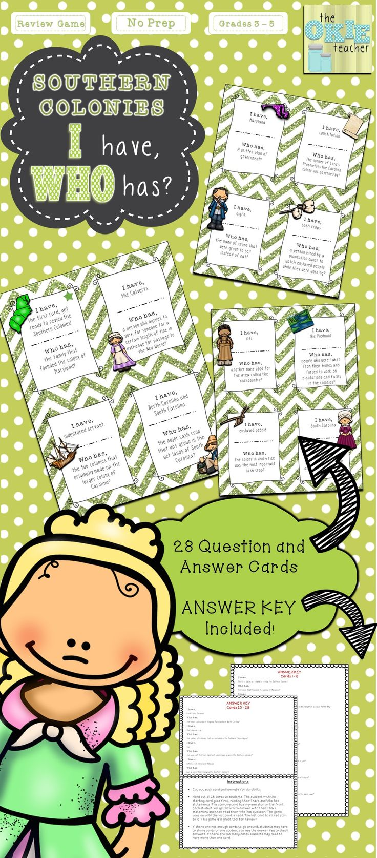 Southern Colonies   Southern colonies, Literacy activities ...