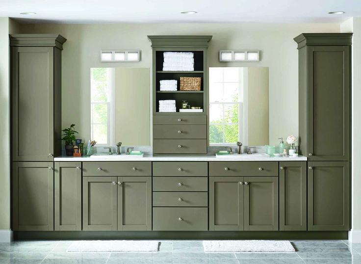 134 best bathrooms images on pinterest   martha stewart, bathroom