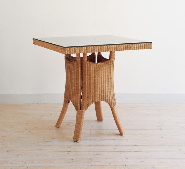 LLOYD LOOM ロイドルーム テーブル No.1184 (メーカー直送) - アンティーク&オールディーズ オンラインストア