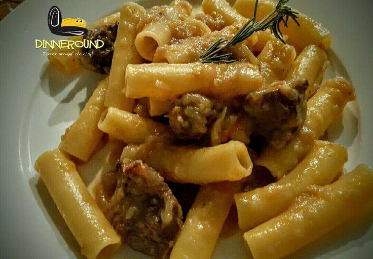 Today Genovese! Oggi genovese! :)) #dinneround #foodporn #foodporn #foods #picoftheday #lunch #viaje #naples #napoli #excursion #estimatore_selettivo #love_food #food_instalove #genovese #escursione #neapel #cooking #restaurant #ristorante