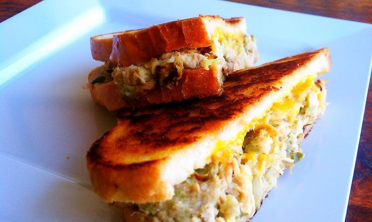 You can find tuna salads at Grilled Cheese Truck