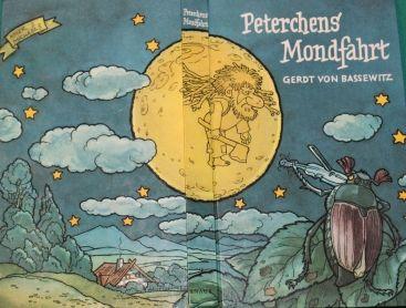 Illustratorengalerie: Martin und Ruth Koser-Michaels, Peterchens Mondfahrt, 1957