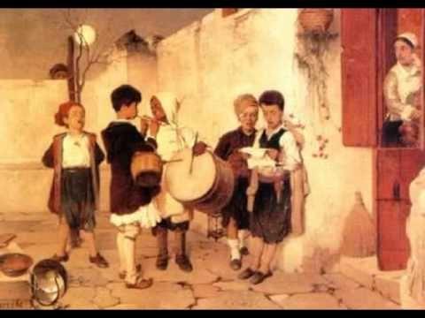 Κάλαντα από όλη την Ελλάδα