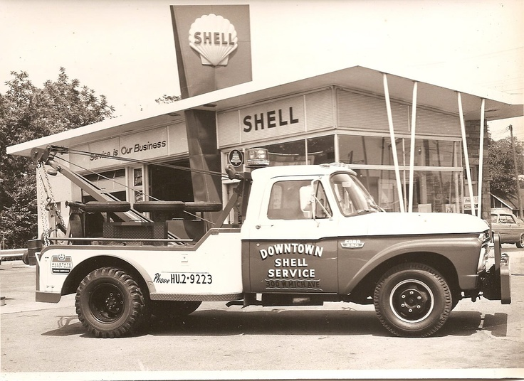 shell gas station -www.TravisBarlow.com - Insurance for towing and auto transporters for over 30 years