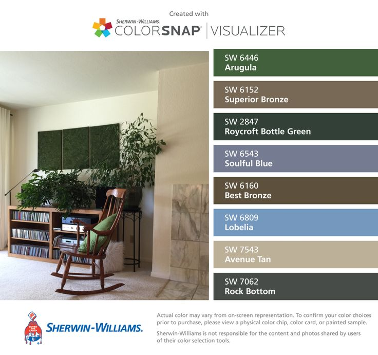 Paint Color 6160 Best Bronze Sherwin Williams Home