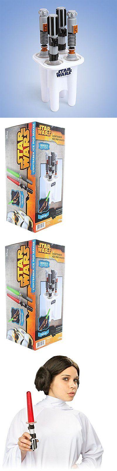Ice Pop Molds 178056: Star Wars Lightsaber Ice Pop Maker By Thinkgeek -> BUY IT NOW ONLY: $76.22 on eBay!
