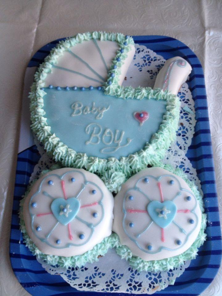 Babyshower cake.