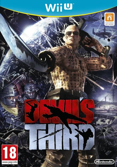 devil's third wii u | Devil's Third | Wii U at GameStop Norge | Power to the players