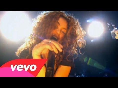 ▶ Shakira - Pies Descalzos - YouTube