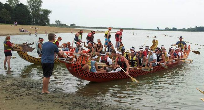 Dragonboat Races!