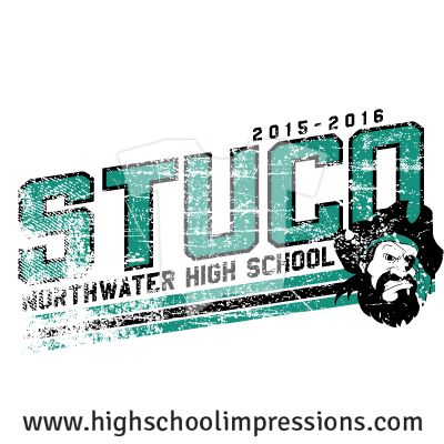 High School Impressions: Senior T-Shirts, Custom Student Council T Shirts, DECA, FBLA, High School Club TShirts - Create your own design for t-shirts, hoodies, sweatshirts. Choose your Text, Ink and Garment Colors.