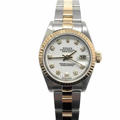 Rolex Datejust swiss-automatic womens Watch 79173 (Certified Pre-owned) * Click ...
