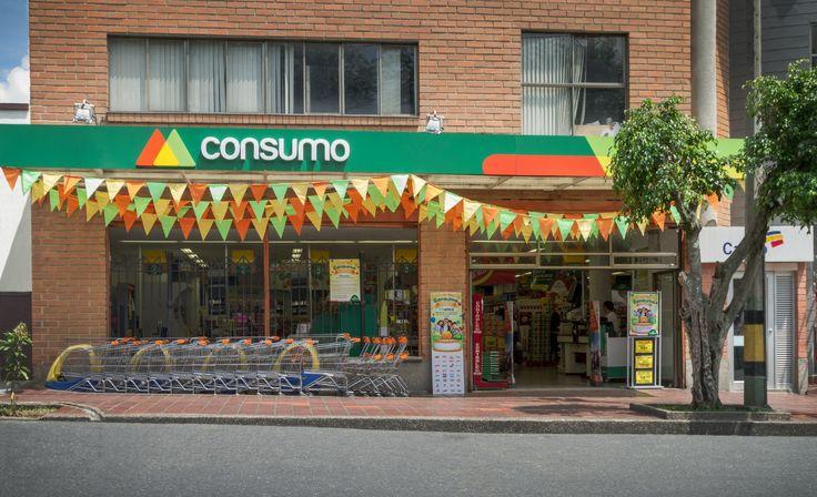 Consumo de Bello, ubicado en la Carrera 50ª #37-31.