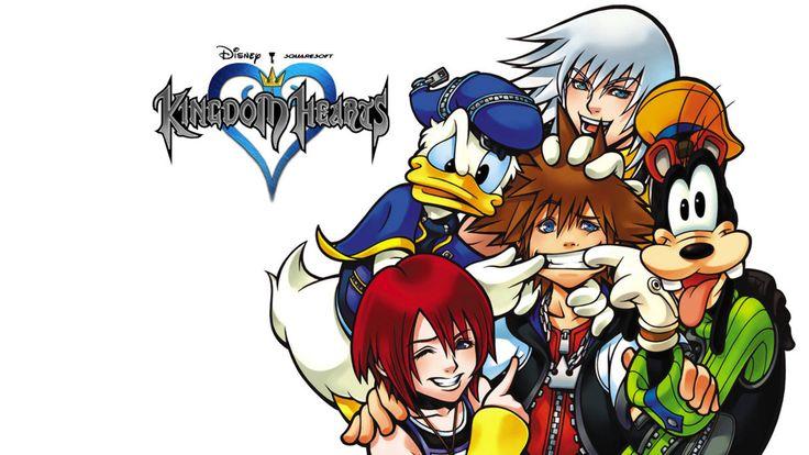 Kingdom Hearts Sora Wallpaper Mobile