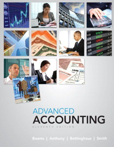 I'm selling Advanced Accounting (11th Edition) by Floyd A. Beams, Joseph H. Anthony, Bruce Bettinghaus and Kenne - $30.00 #onselz