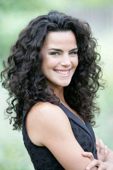Ana Paula Arósio, brazilian actress.