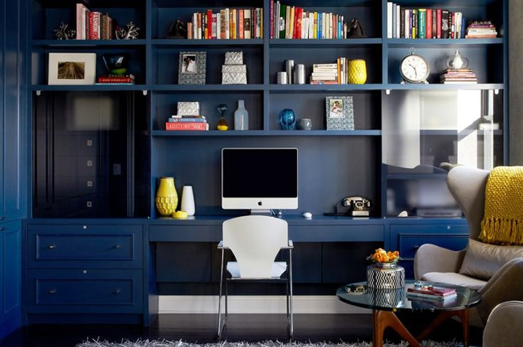 20 Ideas for Contemporary Home Office Designs