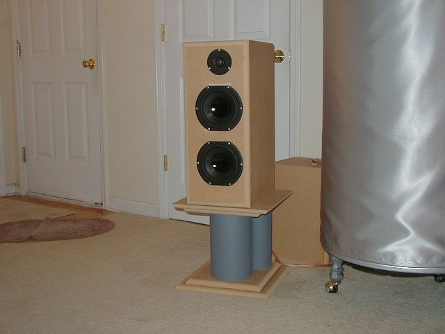 DIY speaker stands ideas, wood, ikea, awesome, record layer, medium, surround sound, bookshelves, audio monitor and charging stations
