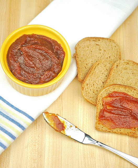Ancho Chili Spiced Apple Butter   pickles and jams and other woes   P ...