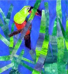 La jungle - Le douanier Rousseau