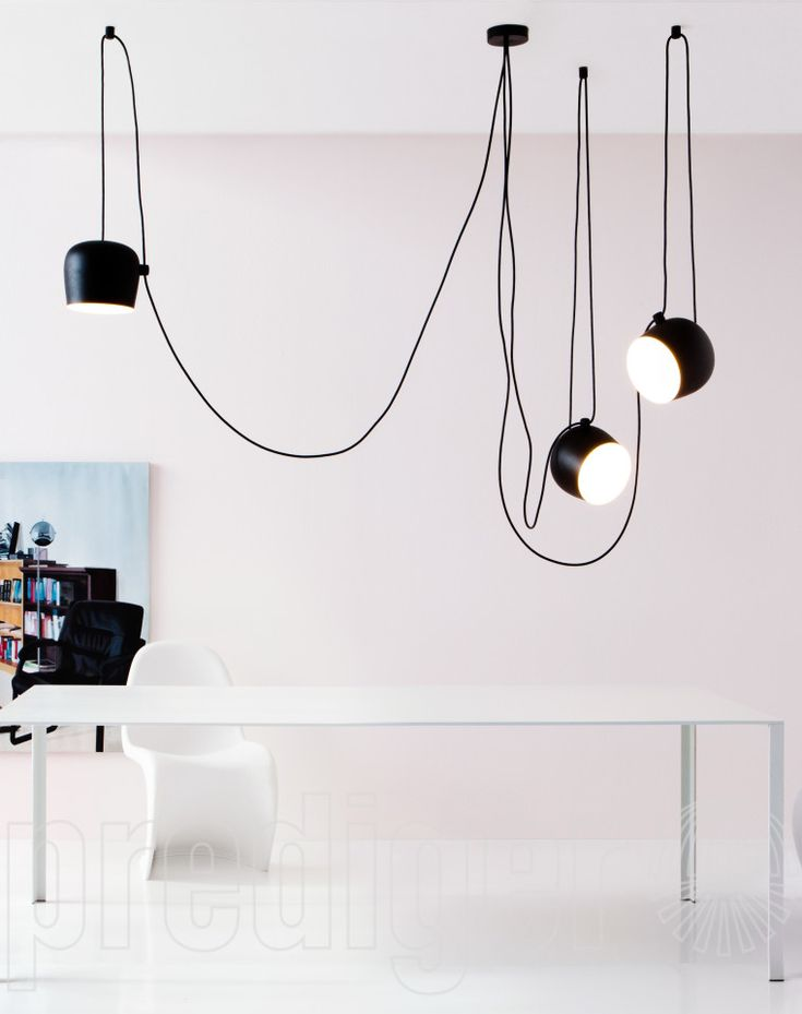 Flos Aim Small LED Sospensione 3 Pendel – Design Leuchten & Lampen Online Shop