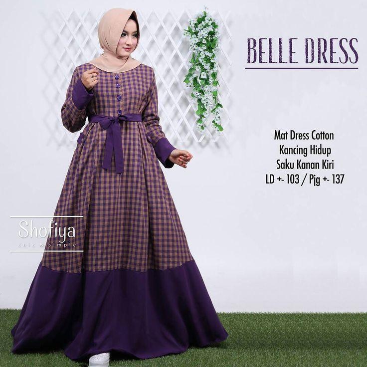 Belle dress  Detail Ada di picture.  Shofiya Gamis Solo membuka kesempatan untuk gabung menjadi reseller kami. Dapatkan penghasilan tak terbatas  Info n pemesanan: 62 81231356279 62 81231356445  #hijab #hijabfashion #syari#ballotelli#resellersolo #syarionline #ORIBYSHOFIYA #hijabhunt #fashionweek #bestfashion #hijabchic #chichijabs #bajumuslim #mukena #gamissyari #surabaya #pekanbaru #medan #yogyakarta #depok #bandung #banjarmasin #jember #padang #makasar #jakarta #balikpapan #palembang