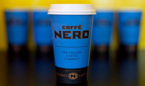 City news: Caffe Nero Bank of England Unite and Sunday newspapers