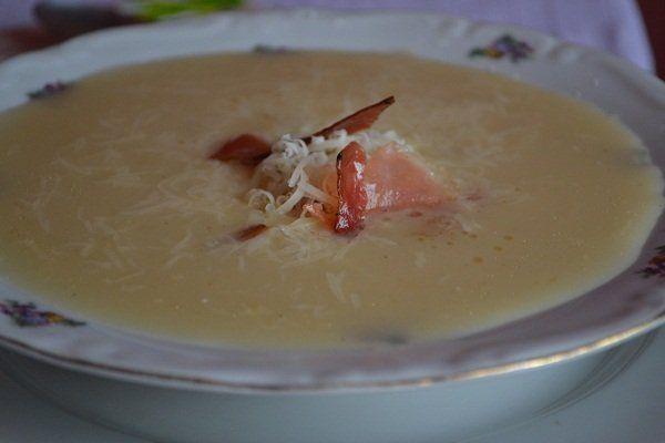 A sonka főzőlevének praktikus felhasználása, akár húsvétra is!