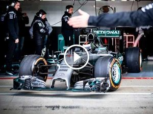 Jorge Lorenzo Explains His Mercedes-AMG F1 Experience